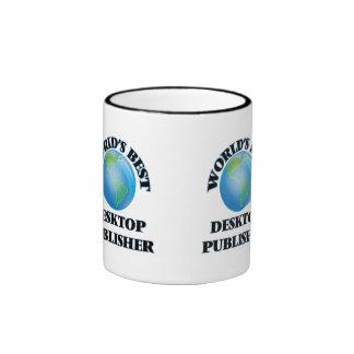 World's Best Desktop Publisher Mug