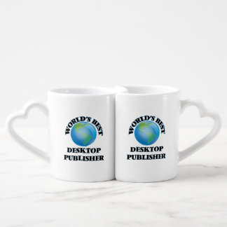 World's Best Desktop Publisher Couples Mug