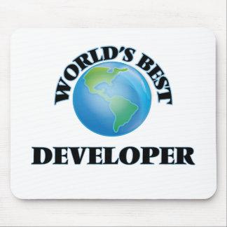 World's Best Developer Mouse Pad