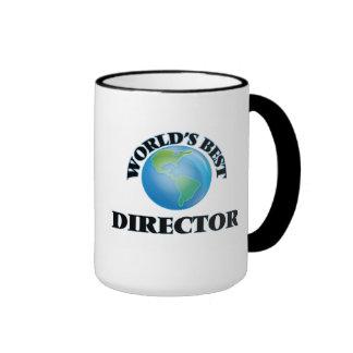 World's Best Director Ringer Mug