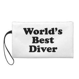 World's Best Diver Wristlet