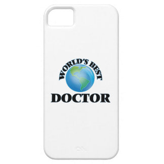 World's Best Doctor iPhone 5 Case