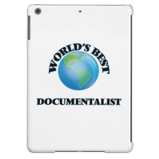 World's Best Documentalist Case For iPad Air