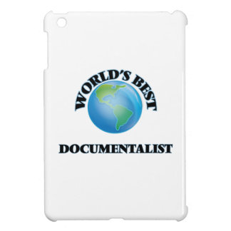 World's Best Documentalist Cover For The iPad Mini