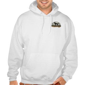 World's Best Dog [Siberian Husky] Hooded Sweatshirts