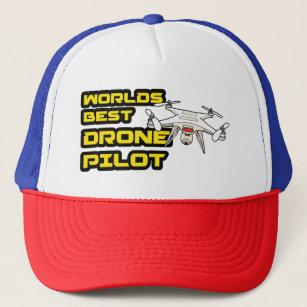 Worlds best Drone Pilot Cap 50258d7d8e10