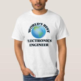 World's Best Electronics Engineer T-Shirt