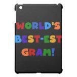 World's Best-est Gram Bright Colours Gifts