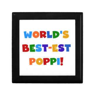 World's Best-est Poppi Bright Colors Gifts Gift Box