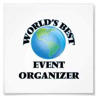 World's Best Event Organizer Art Photo