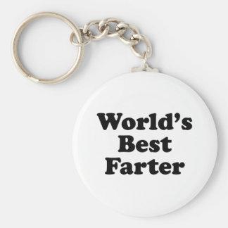 World's Best Farter Key Chain