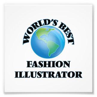 World's Best Fashion Illustrator Photograph