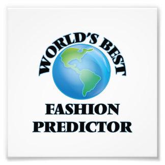 World's Best Fashion Predictor Photo Art