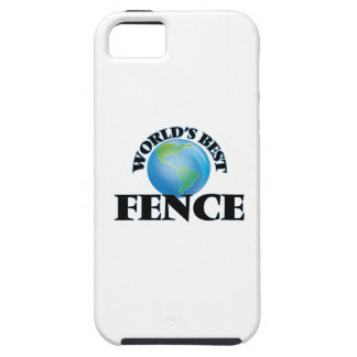 World's Best Fence iPhone 5 Cover