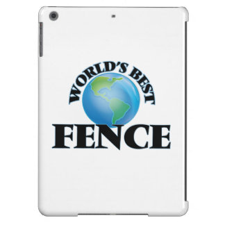 World's Best Fence iPad Air Cover