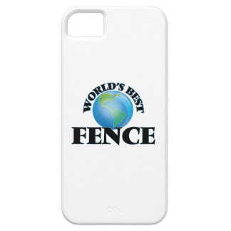 World's Best Fence iPhone 5/5S Cover