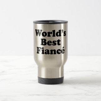 World's Best Fiance Travel Mug