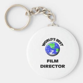 World's Best Film Director Keychain