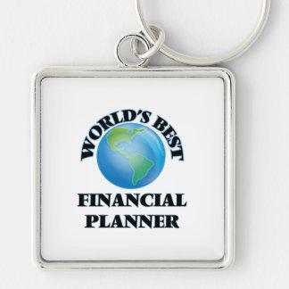 World's Best Financial Planner Key Chains