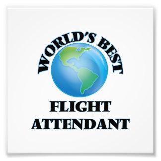 World's Best Flight Attendant Photo