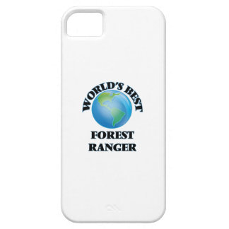 World's Best Forest Ranger iPhone 5/5S Cover