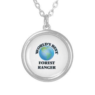 World's Best Forest Ranger Custom Necklace