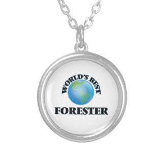 World's Best Forester Custom Jewelry