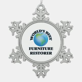 World's Best Furniture Restorer Ornaments