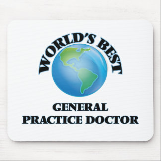 World's Best General Practice Doctor Mousepad
