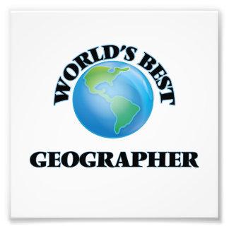 World's Best Geographer Photograph