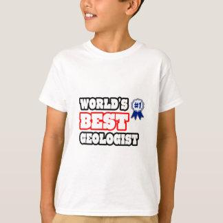 World's Best Geologist T-Shirt