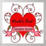 World's Best Geriatric Nurse