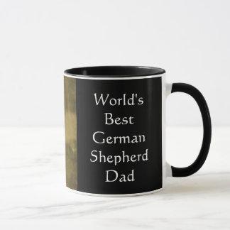 World's Best German Shepherd Dad