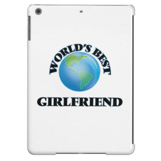 World's Best Girlfriend Cover For iPad Air