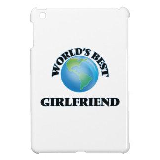 World's Best Girlfriend iPad Mini Cover