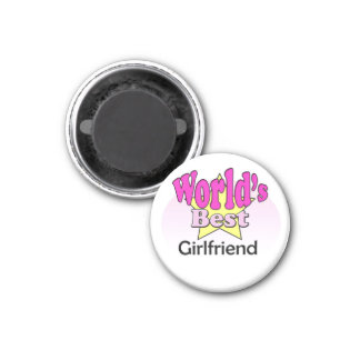World's best Girlfriend Magnet