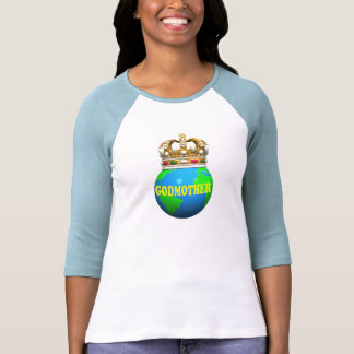 World's Best Godmother Mothers Day Gifts Shirt