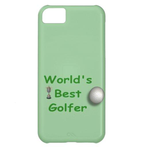 World's Best Golfer Case-Mate Case Case For iPhone 5C