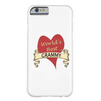 World's Best Grammy Barely There iPhone 6 Case