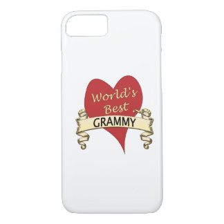 World's Best Grammy iPhone 7 Case