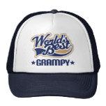 Worlds Best Grampy Hats