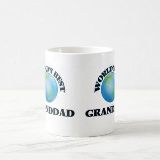 World's Best Granddad Coffee Mugs