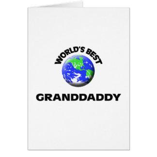 World's Best Granddaddy Card