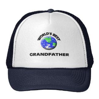 World's Best Grandfather Cap