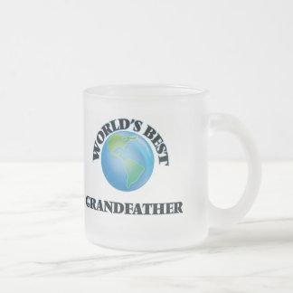 World's Best Grandfather Coffee Mugs
