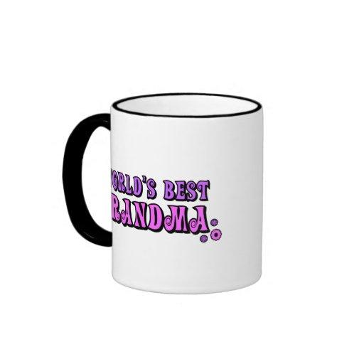 World's Best Grandma Coffee Mug