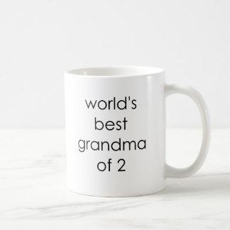 worlds best grandma of 2.png coffee mugs
