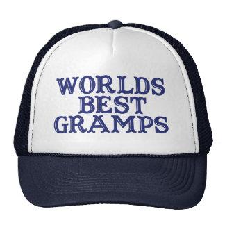Worlds Best Grandpa Cap