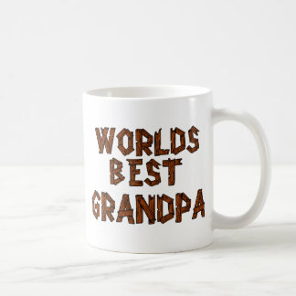 World's Best Grandpa Coffee Mug