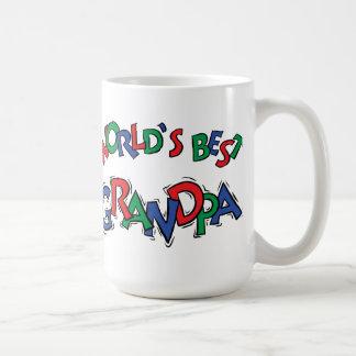 World's Best Grandpa Coffee Mug